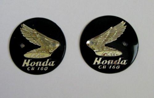Badge Honda CB160
