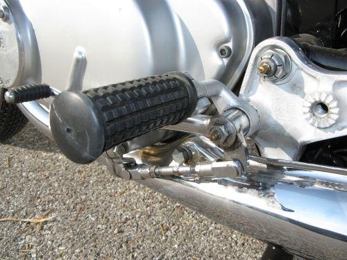 Rider Foot Peg Rubber Set CB72 CB77