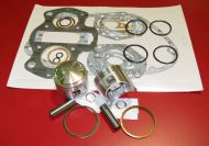 Piston Kit (2nd Over) & Gasket Kit Set CA77 CB77 CL77